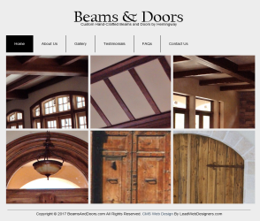 Beams and Doors