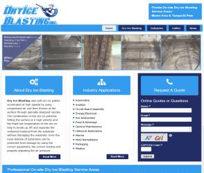 Dry Ice Blasting Inc