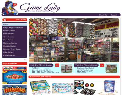 Game Lady 2012