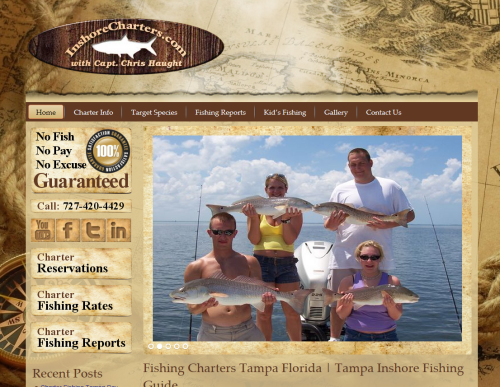 Inshore Charters