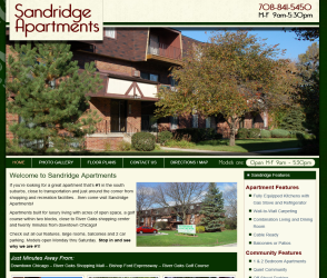 Sandridge Apartments