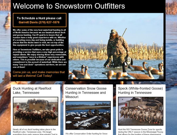 Snowstorm Outfitters