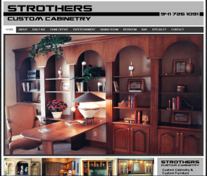 Strothers Custom Cabinetry