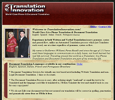 Translation Innovation